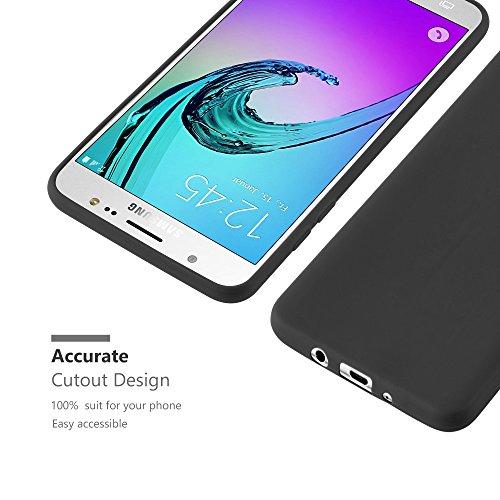 Cadorabo - Cubierta protectora para Samsung Galaxy J7 (6) - Modelo 2016 de silicona TPU en diseño Candy