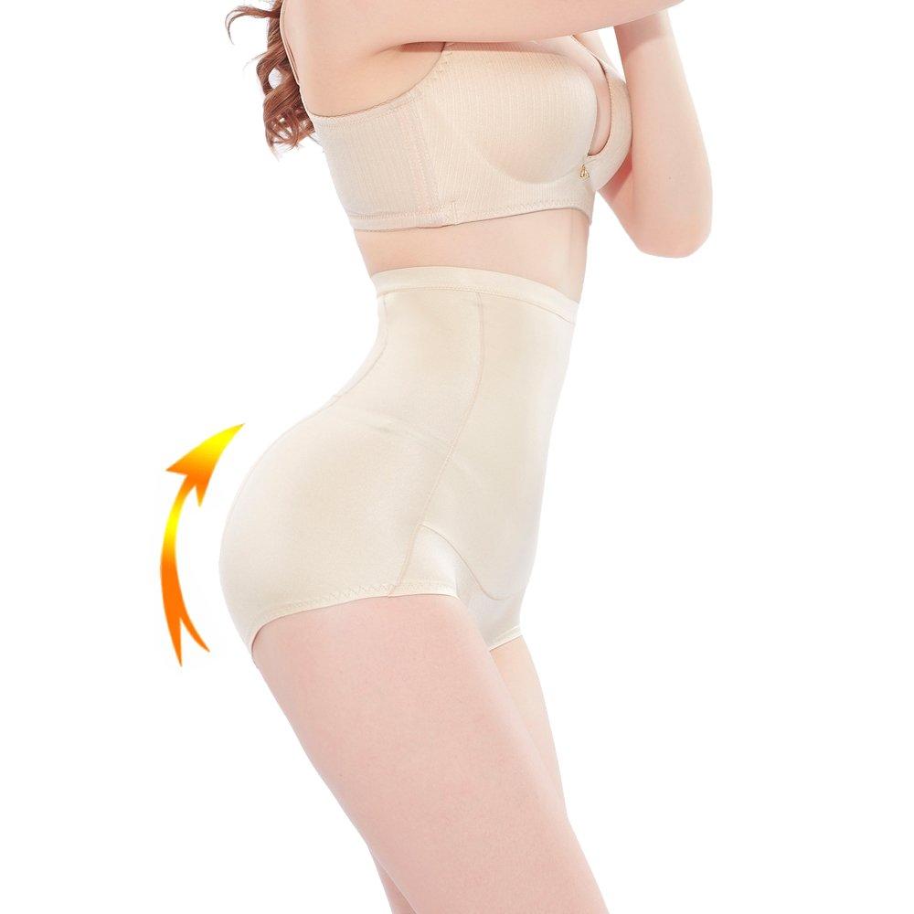 OMG Women's Sport Shapewear Waist Enhancer Waist Trainer Tummy Butt Lifter Control Body Panties