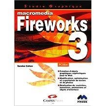 Fireworks 3 studio graphique