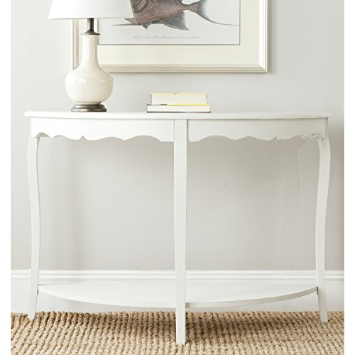 Safavieh American Homes Collection Christina Shady White Console Table