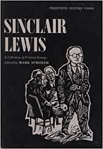 sinclair lewis essay Lewis sinclair introduction babbitt by lewis sinclair is a story about george f babbitt he is a middle-aged man in the 1920's who has a good family and a successful career.