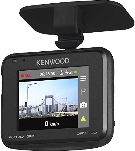 Kenwood DRV-320 Dash Camera