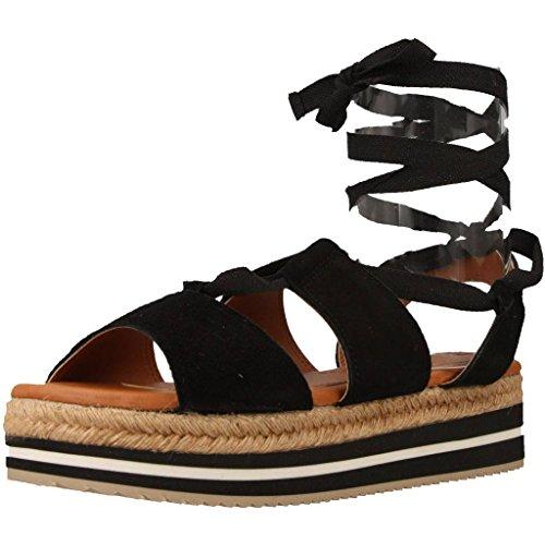 Sandalias y chanclas para mujer, color Negro , marca GIOSEPPO, modelo Sandalias Y Chanclas Para Mujer GIOSEPPO 39880G Negro Negro