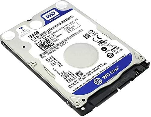 WD 500 GB Laptop Internal Hard Disk Drive