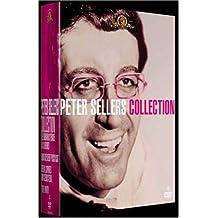 Peter Sellers collection : The party / What's new Pussycat ? / Deux copines et un séducteur / Renard s'évade à...