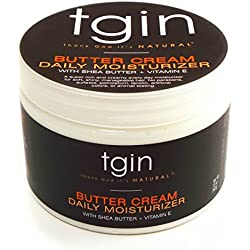 tgin Butter Cream Daily Moisturizer for Natural Hair, 12 oz