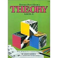 WP208 - Bastien Piano Basics - Theory - Level 3