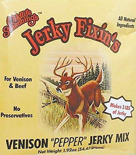 Price comparison product image Venison Jerky Fixin's