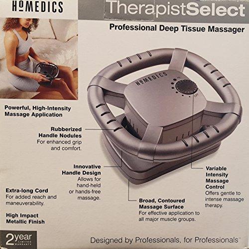 Homedics TherapistSelect Deep Tissue Massager by Homedics