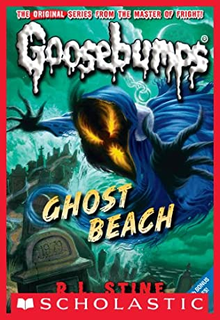 book cover of Ghost Beach