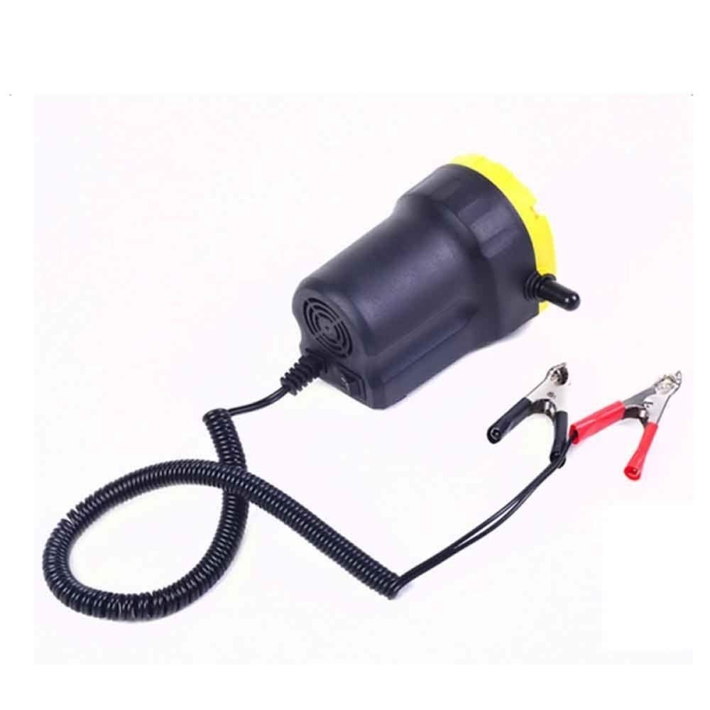 Teekland 12V 5A Fluid Oil Transfer Pump Diesel Extractor Scavenge Suction Home Use Mini Type Electric Oil Liquid Transfer Pump by Teekland (Image #5)