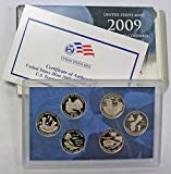 2009 S US Territories Quarters Proof Set Original Mint
