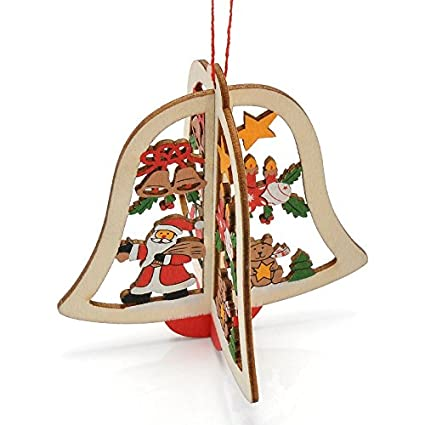 Amazon.com : The Christmas tree ornaments Festival Party Garden ...
