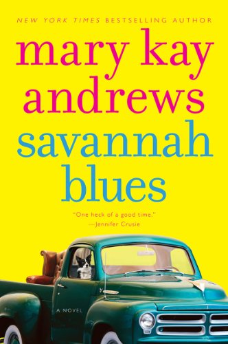 Savannah Blues: A Novel (Weezie and Bebe Mysteries series Book 1) cover