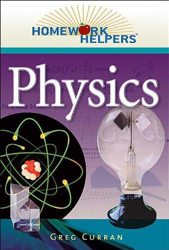 by Greg Curran Homework Helpers: Physics (Homework Helpers (Career Press))(text only)[Paperback]2005