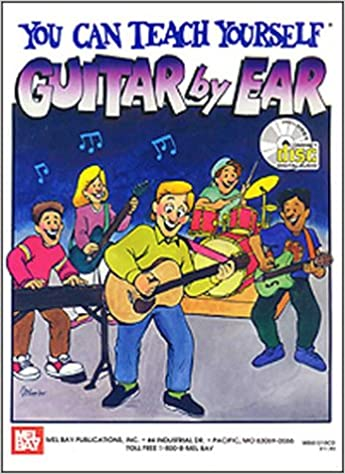 Book You Can Teach Yourself Guitar by Ear