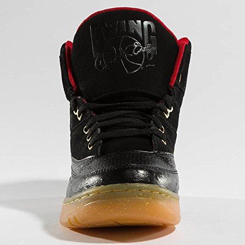 Ewing Uomo Athletics Ross Sneaker Scarpe Rick MMG 33HI nero rFrOB