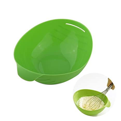 Amazon.com: uonly Multifuncional pescado Steamer de silicona ...