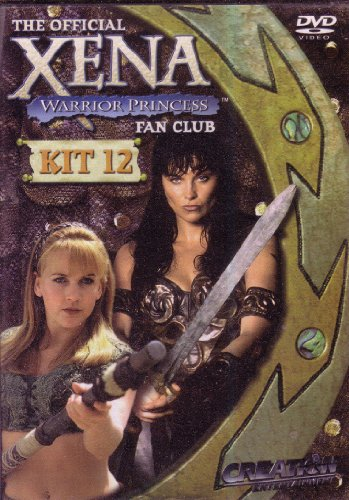 The Official Xena Warrior Princess Fan Club Kit 12 Anniversary ()