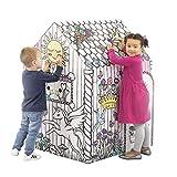 Bankers Box at Play Unicorn Playhouse, 1pk, White