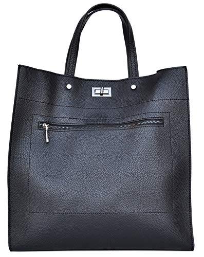Millennium Nouvelle Soft Women's Leather Star Noir Bag Collection Espace 2018 wZYrZgxq