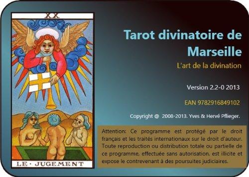 Tarot divinatoire de Marseille  Amazon.fr  Logiciels a4d4c098a74f