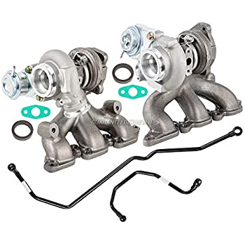 Amazon com: GM 4 3L Turbo Kit Hot Parts T3 Cast 4 3 GMC