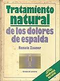 img - for TRATAMIENTO NATURAL DE LOS DOLORES DE ESPALDA book / textbook / text book