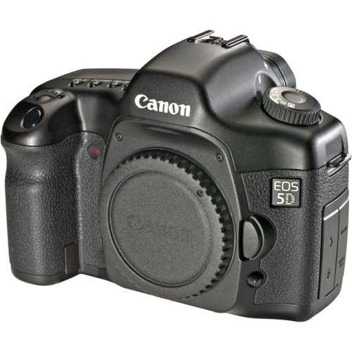 (Canon EOS 5D 12.8 MP Digital SLR Camera (Body Only))