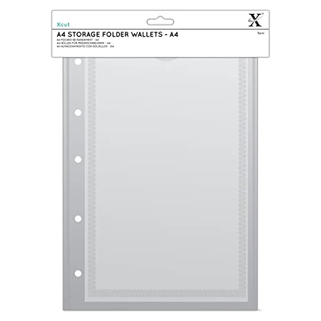 Amazon.com: Xcut A4 plantilla para grabado en relieve ...
