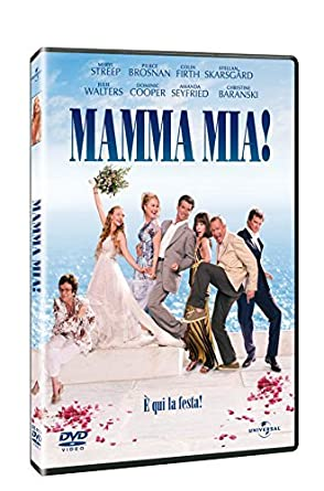 Mamma Mia! by meryl streep: Amazon.es: Cine y Series TV