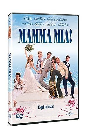 Mamma Mia! by meryl streep: Amazon.es: Cine y Series TV