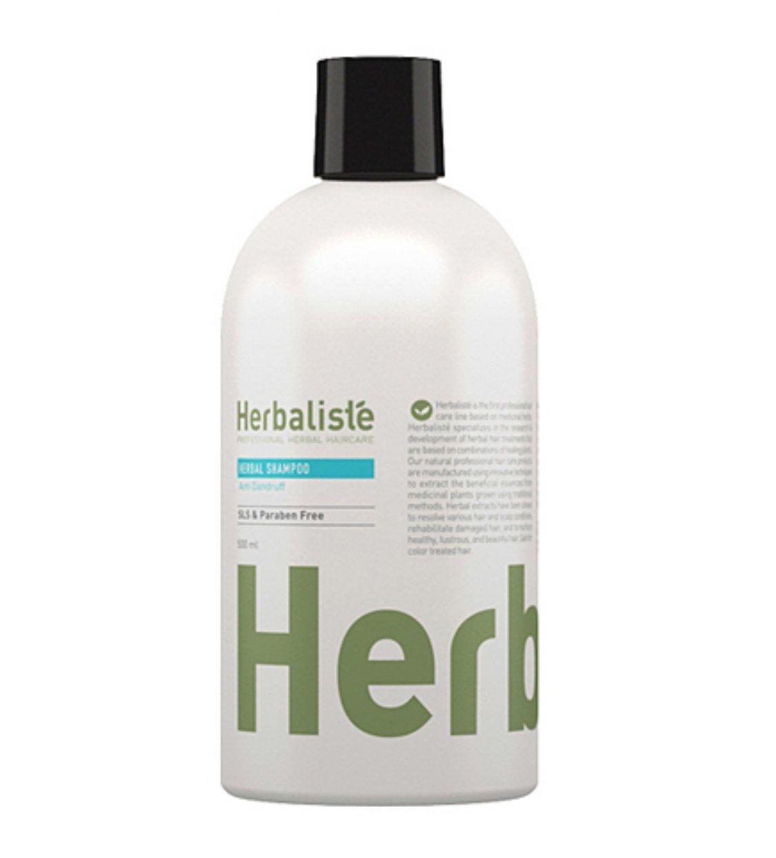 Herbaliste Hair Shampoo/Herbal Anti-Dndruff Shampoo