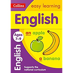 English-Ages-7-9-Prepare-for-school-with-easy-home-learning-Collins-Easy-Learning-KS2-Paperback--16-Jun-2014