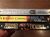 img - for 3 Books: The Warlord Trilogy Set - The Winter King, Enemy of God, Excalibur (The Warlord Trilogy Series: A Novel of Arthur, Vol. 1, 2, 3) book / textbook / text book