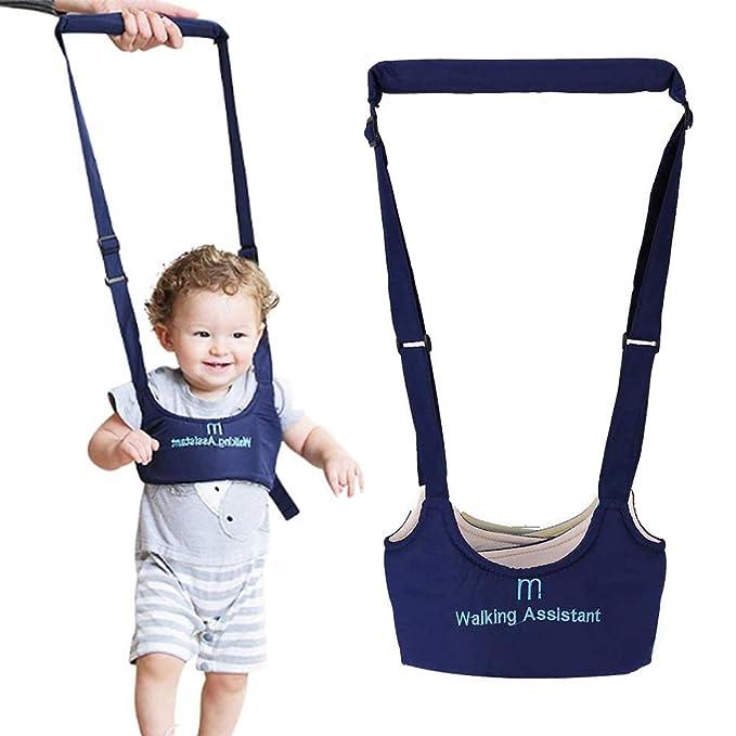 Toddler Kids Baby Safety Harness Belt Walking Strap Keeper Learn Walking Belt
