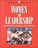 Women and Leadership, National Press Publications Staff, 1558522824
