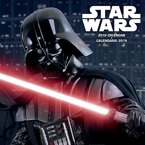 2019 Star Wars Wall Calendar, Star Wars by Trends International