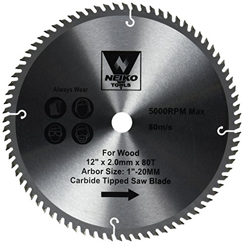 Neiko 10768A Carbide Tipped Miter