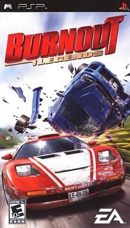 Burnout Legends / Game - PlayStation Portable: Amazon.com.mx ...