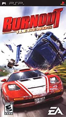 Burnout Legends - Sony PSP