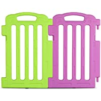 Cuddly Baby Plastic Baby Playpen Safety Gate Interactive Kids Toddler