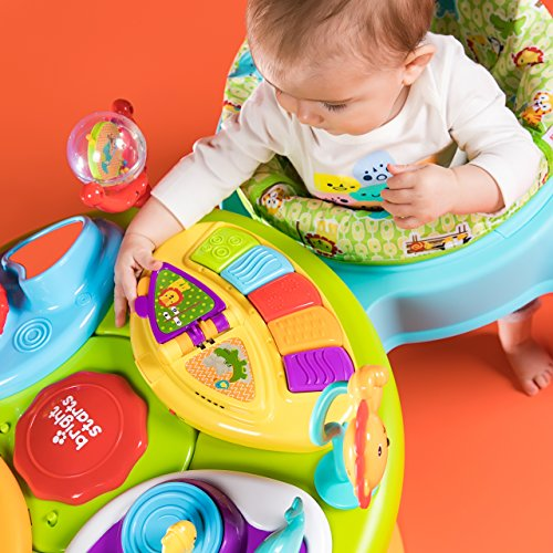 51EEK1vtkWL - 3-in-1 Around We Go Activity Center