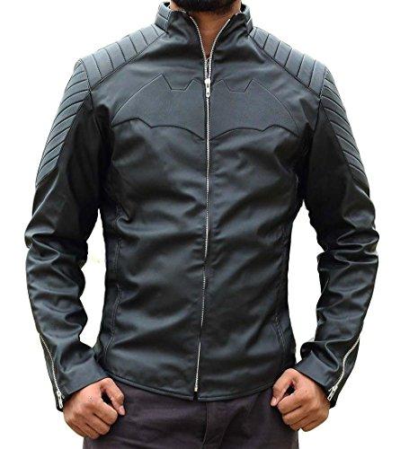 Batman Logo Leather jacket M