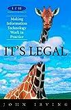 It's Legal, John Irving, 0906097509