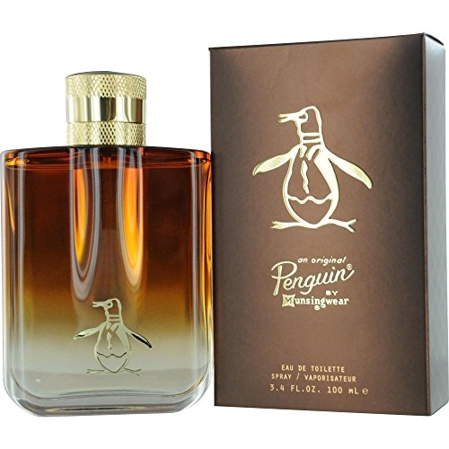 (Original Penguin Eau De Toilette Spray for Men, 3.4 Ounce)