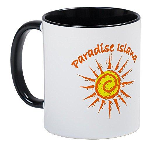 CafePress - Paradise Island, Bahamas Mug - Unique Coffee Mug, Coffee Cup
