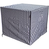 BBQ Coverpro- Zebra Series - Waterproof Heavy Duty Air Conditioner Cover (34LX34WX30H)