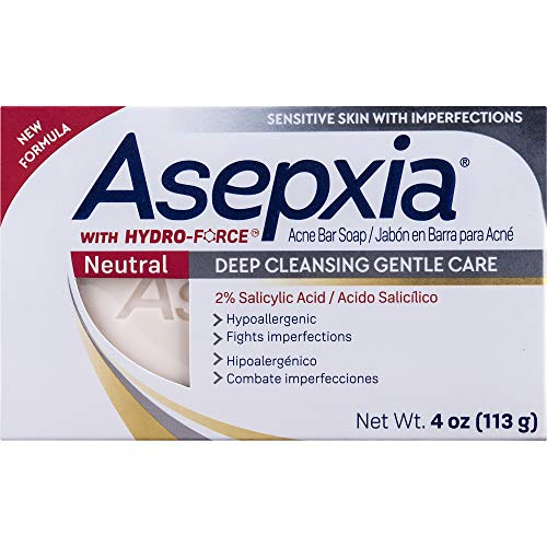 ASEPXIA SOAP NEUTRAL BAR 4OZ