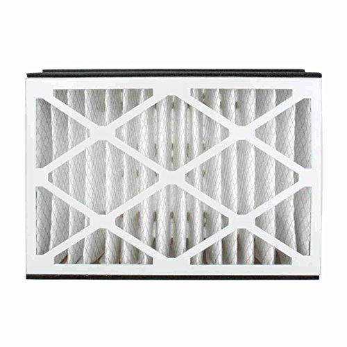3 X Trion Air Bear 255649-105 - Pleated Furnace Air Filter 16''x25''x5'' MERV 8 by Trion